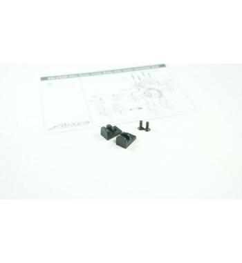 SWORKz S35-3/S350 Nitro Series Center Brake Disk Holder