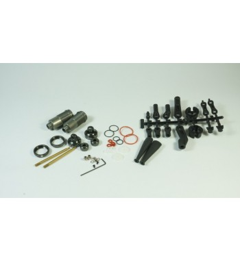 SWORKz L-BBS Front Shock Set with Emulsion Shock Cap (2)