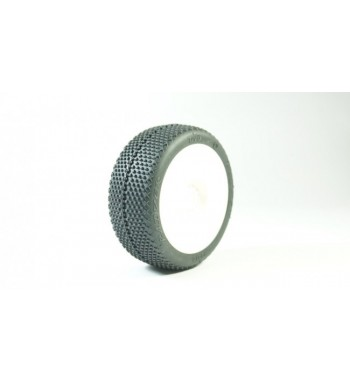 RAIDER Racing Tire Pre-Mounted (2)