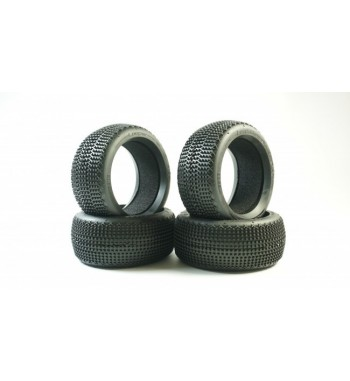 LOOPER Racing Tire & Insert (4)