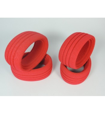 TPRO 1/10 Off Road Moulded Foam CNC Rear Insert (S) (4)