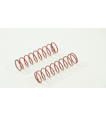 SWORKz S104 Shock Spring L64mm/1.1mmxP8 (RD) (2pc)