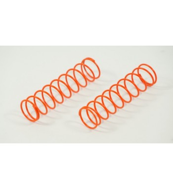 SWORKz S104 Shock Spring L64mm/1.0mmxP8 (OG) (2pc)