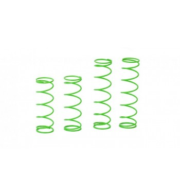 SWORKz S350 series Long Pitch Shock Spring Set (1.5mm x P16)(GR)