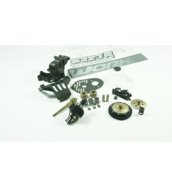 SWORKz S12-1R Dirt Edition Gear Box Conversion Kit