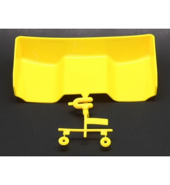 SWORKz Rear Wing Set (W/O Holes) (FY)