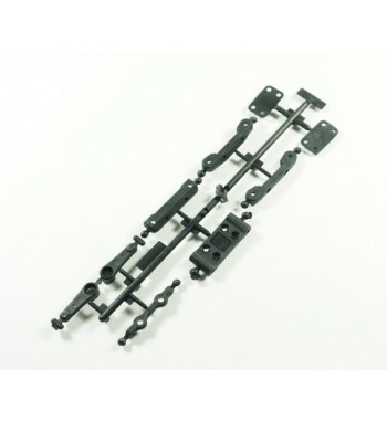 SWORKz Front Lower Arm Suspension Holder and Adjust Inster Set