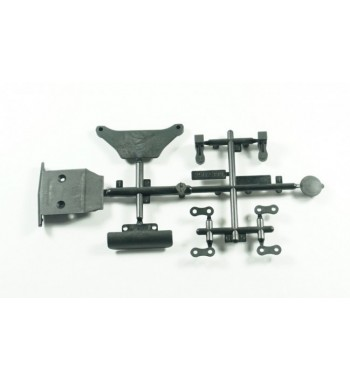 SWORKz Bumper and Plastic Parts Set