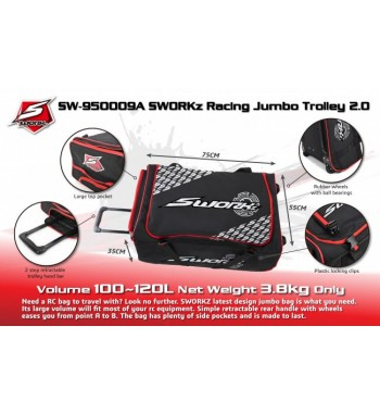 SWORKz Racing Jumbo Trolley II