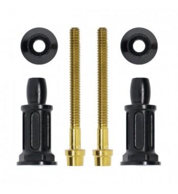 RC Project Kit Standoff Shockabsorbers +5mm in Ergal 7075-T6 (2)