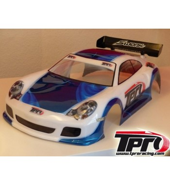 TPRO GT 3000 1/8 GT Bodyshell complete incl. Decals