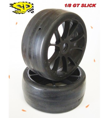 1/8 GT SP Slick tires (2)