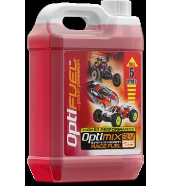 OPTIMIX RACE 25% NITRO CAR FUEL 5 LITRES