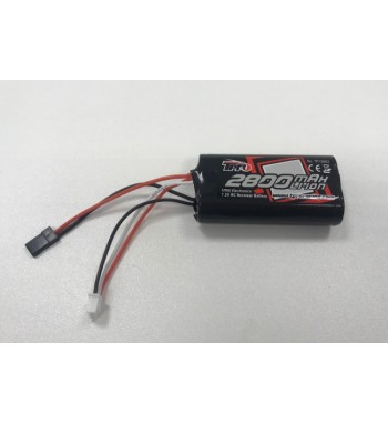 S-ePOWER Sanyo Li-Ion Receiver Battery (2800mAh)