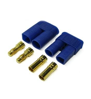 ETRONIX EC5 5MM GOLD CONNECTORS (MALE/FEMALE)