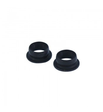 SILICONE MANIFOLD GASKET FOR .21/.28 ENGINES BLACK (2pcs)