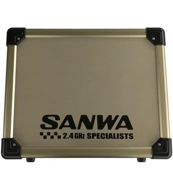 M17/MT-44 ALU HARD CARRYING CASE SANWA
