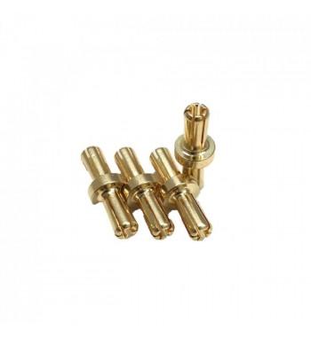 MACLAN 5mm Serial Bullet Connector (4)