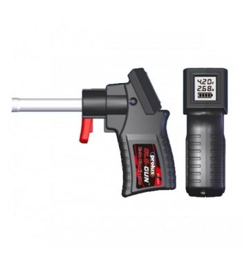 PROLUX GLO-GUN LIPO GLOW IGNIT OR w/LCD INDICATOR & USB CABLE