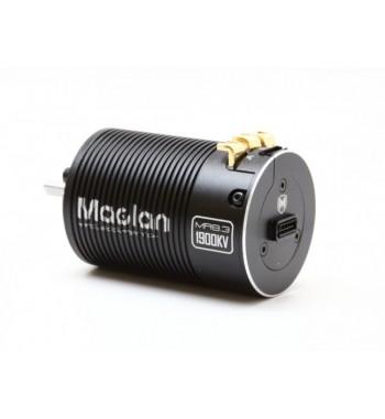 MACLAN MR8.3 2100KV 1/8 Buggy Competition Sensored Brushless Motor