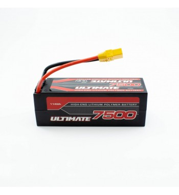 ULTIMATE GRAPHENE HV LiPo BATTERY STICK PACK 15,2v. 7500 mAh 120C XT90