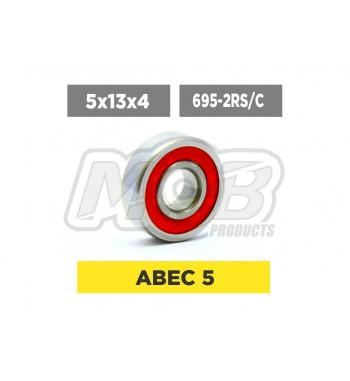 Ball bearing 5x13x4 2RS Ceramic