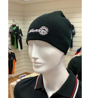 SWORKz Winter Cap Wool Black (One Size)