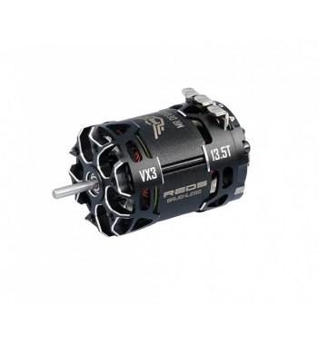 REDS 1/10 Brushless Motor 7,5T VX3 540 2 Pole sensored
