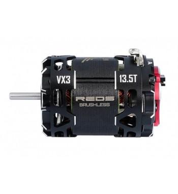 REDS 1/10 Brushless Motor 17,5T VX3 540 2 Pole sensored