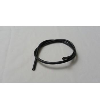 Kabel sort awg 10 (50 cm)
