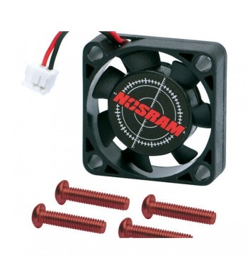 NOSRAM Speedo Fan 25x25x7mm (incl screws)