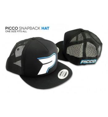 PICCO TRUCKER SNAPBACK HAT