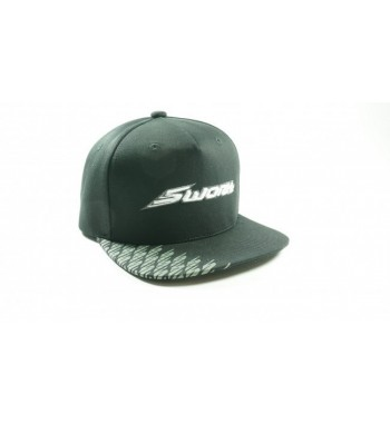 SWORKz G5 Flat Style Cap black