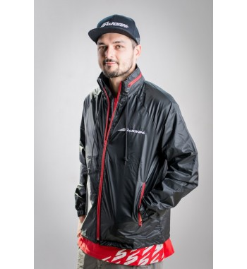 SWORKz Original Black Team Windbreaker