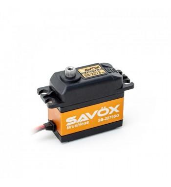 SAVÖX 2273SG Standard Size Digital Brushless Servo 7,4V 28kg/0,095sek