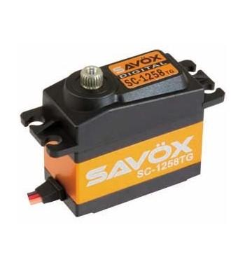 SAVÖX SC1258TG Standard Size Coreless Digital Servo
