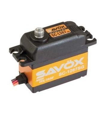 SAVÖX 1267 Standard Size Coreless Digital Servo 21kg/0,095sek