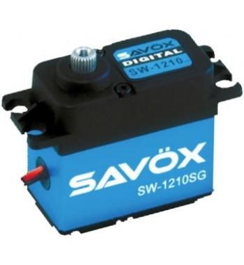 SAVÖX 1210SG Standard Size Coreless Digital Servo Waterproof