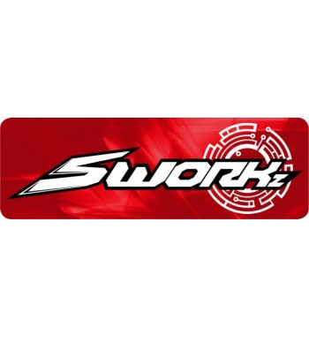 SWORKz Original Red Banner