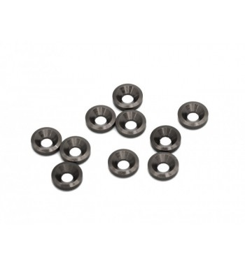 SWORKz 3mm Countersunk Washers EVO
